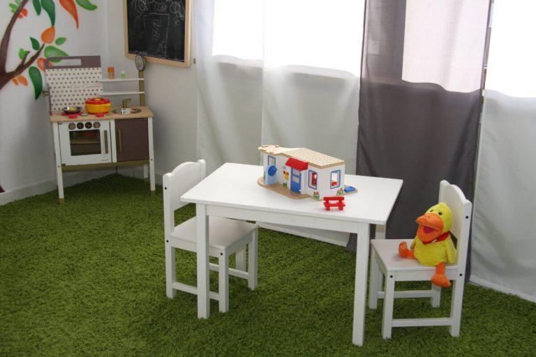 Logopädie - Pönicke - Praxis Kinderspielecke